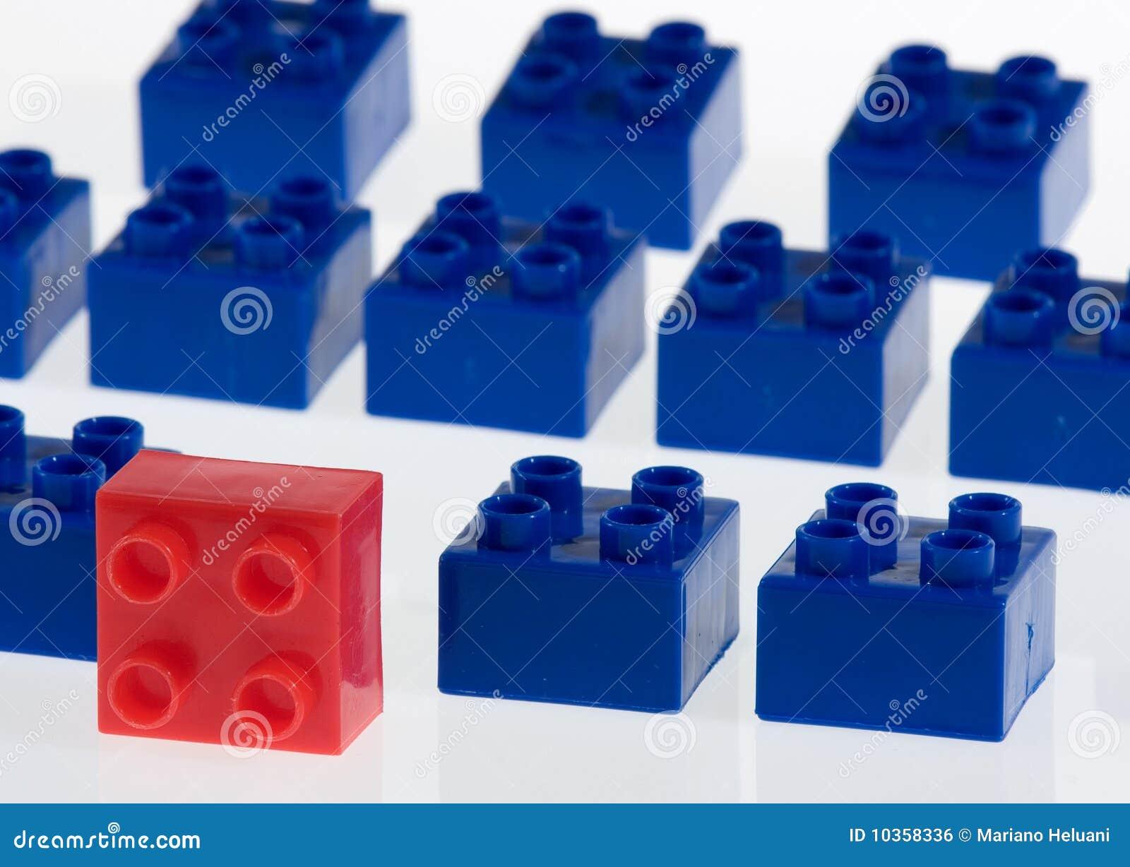 Unicité de bloc