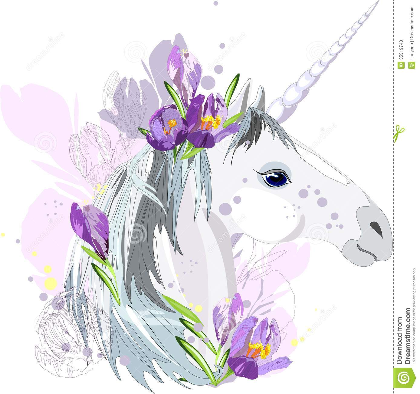 Unicorn Stock Photos - Image: 35319743