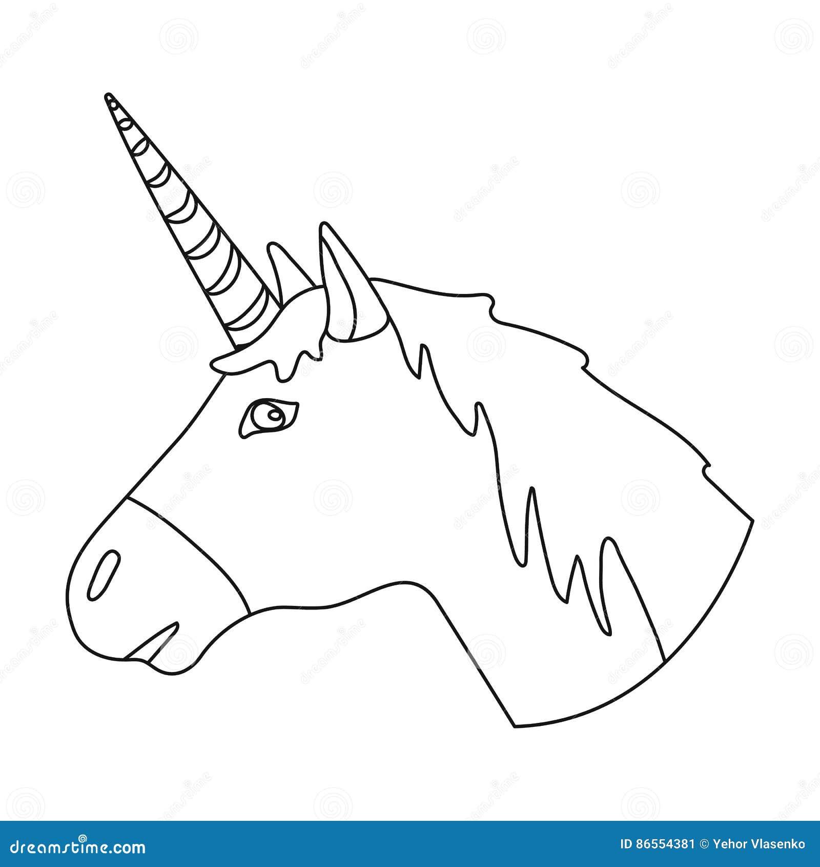 kleurplaten unicorns emoij