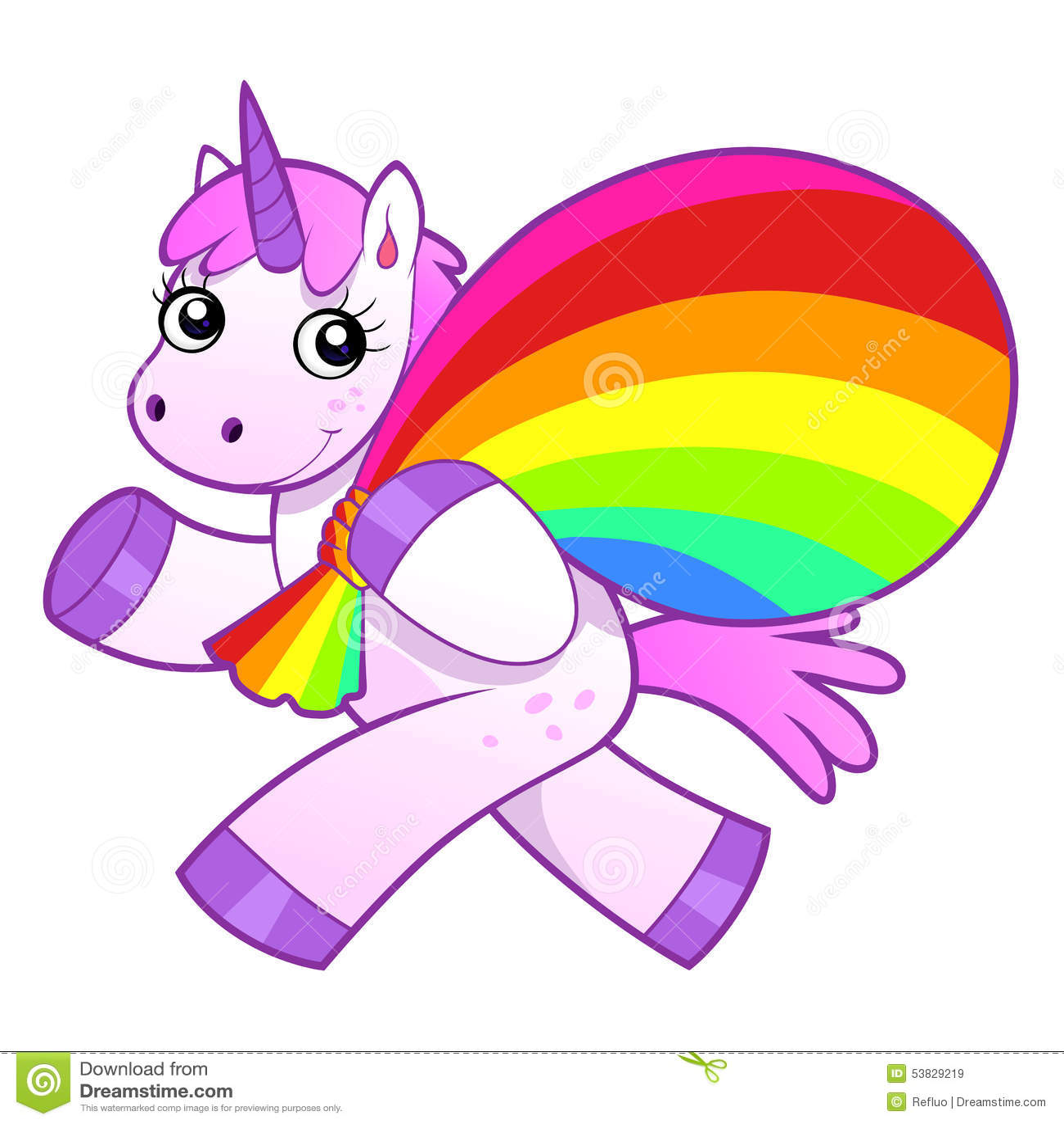 unicorn with rainbow bag stock vector image 53829219 clip art ballerina slippers clip art ballerina shoes