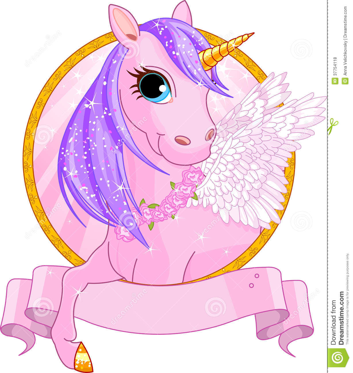 Unicorn Sign Royalty Free Stock Photos - Image: 37754118 Beautiful Fairy Pictures