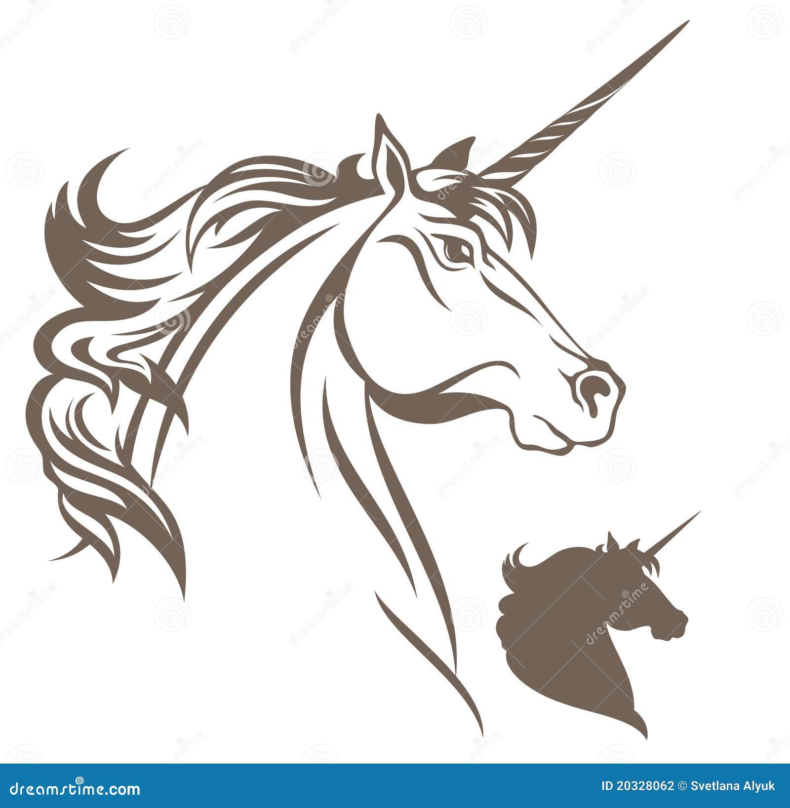 Unicorn Vector Stock Photography - Image: 20328062