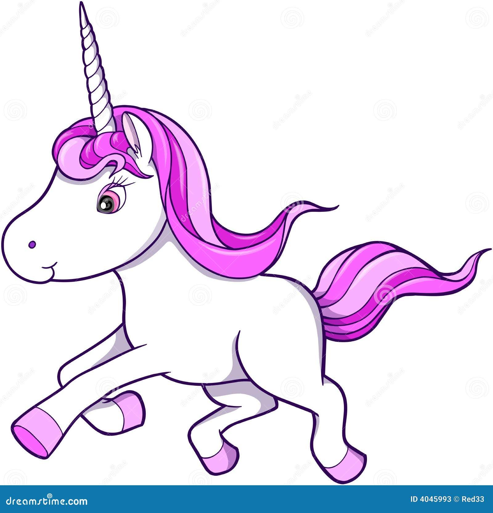 Unicorn Vector Stock Photos Image 4045993