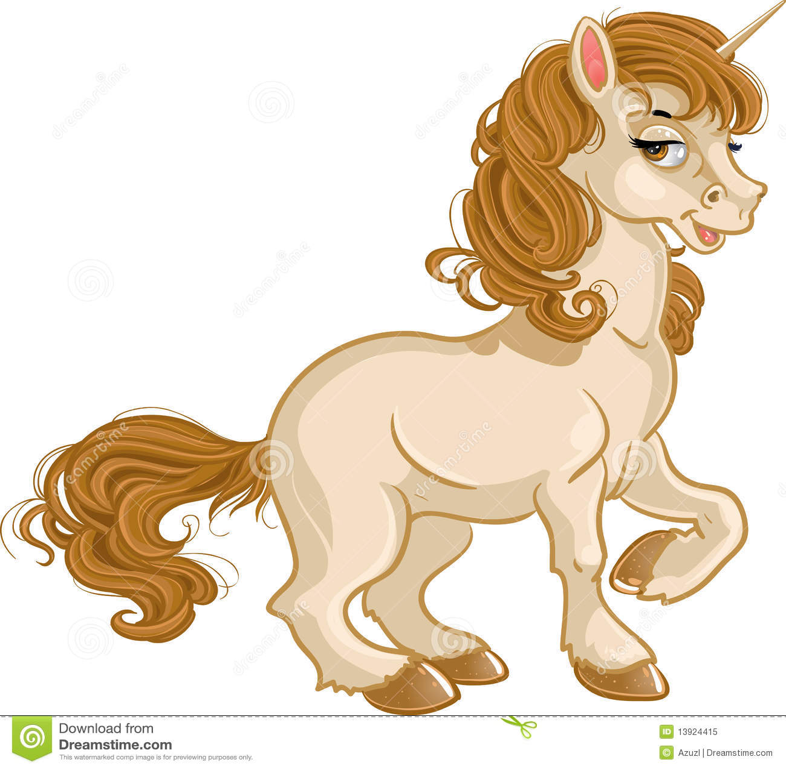 Unicornio bastante fabuloso