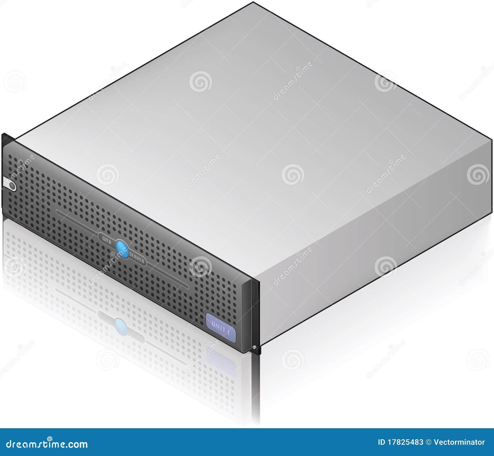 Unidad del servidor