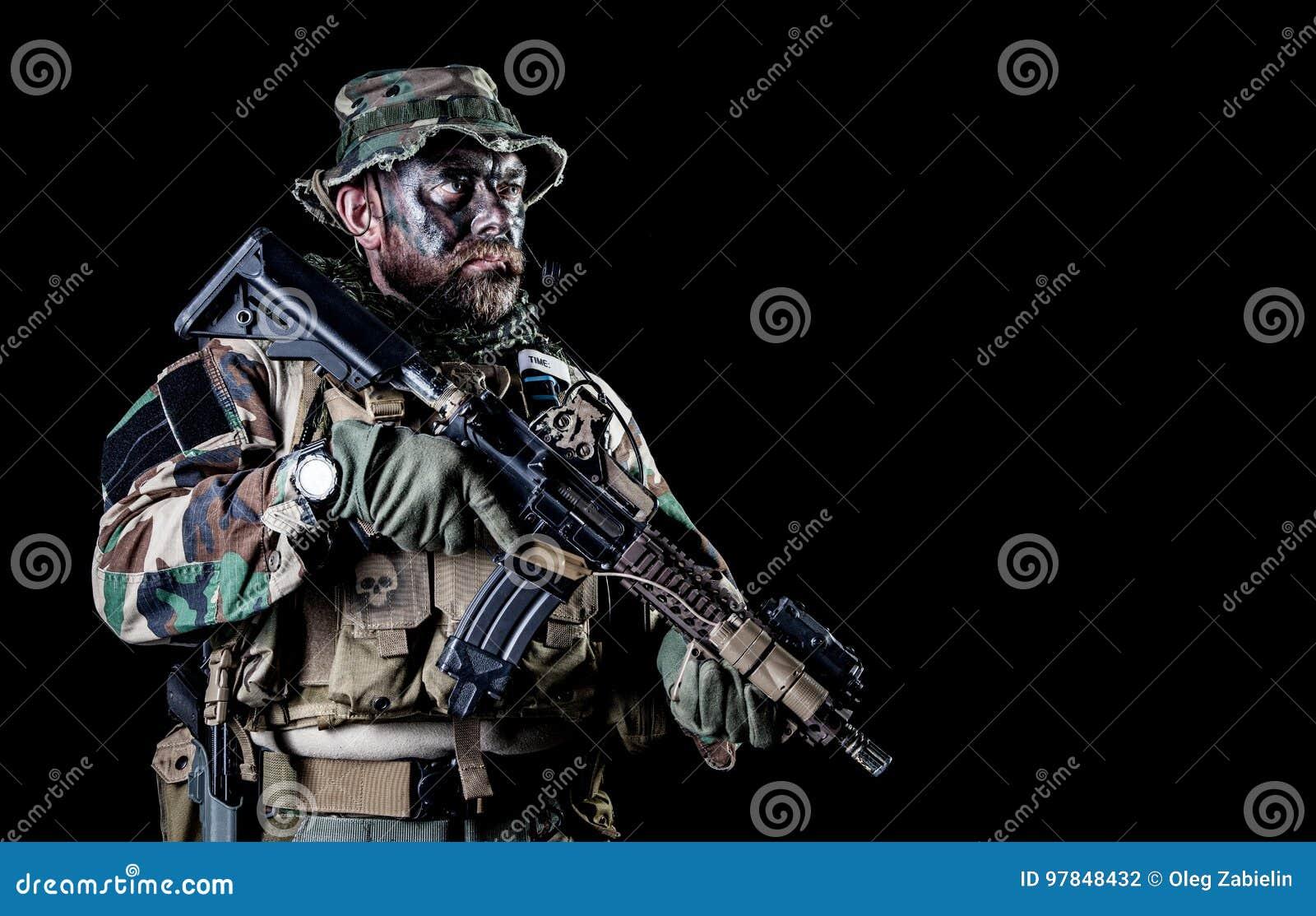 Unidade da guerra da selva
