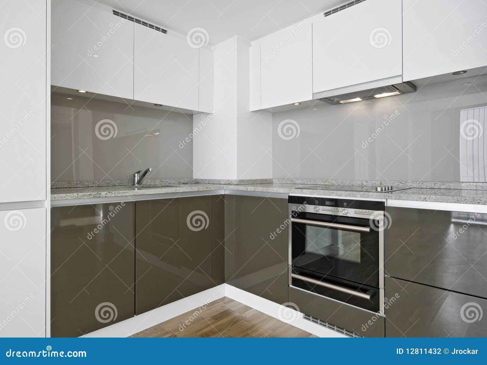 #82A328 Unidade moderna do canto da cozinha com worktop da pedra do granito. 1300x989 px Projetos Da Unidade De Cozinha_539 Imagens