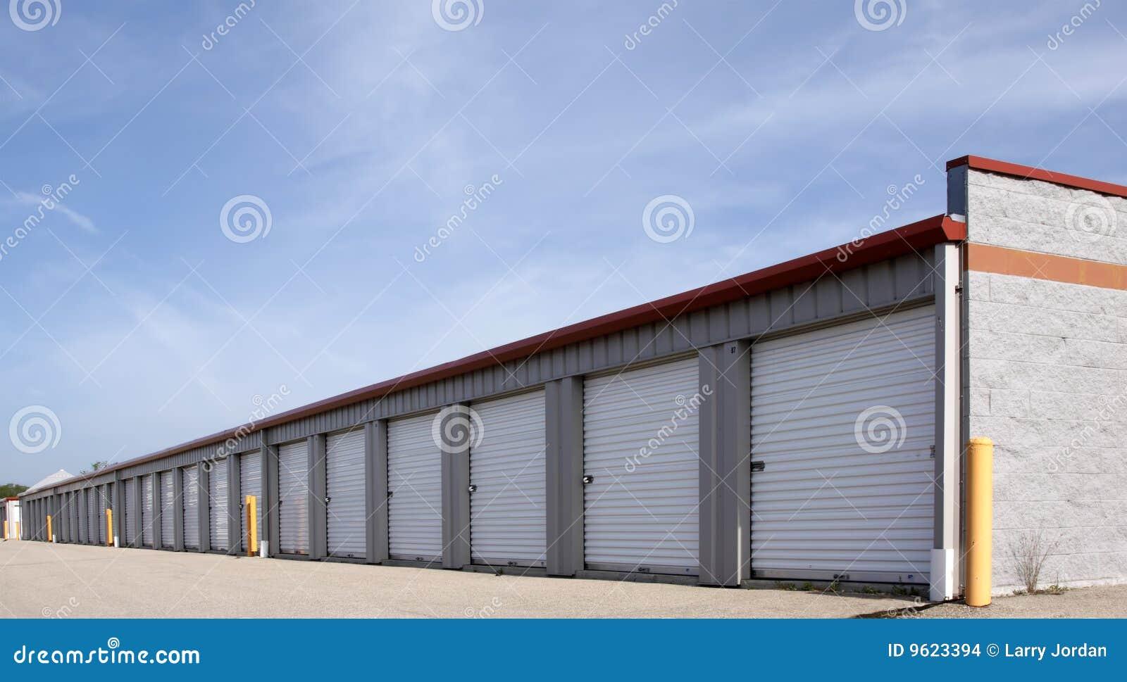 Unidades de almacenaje de alquiler