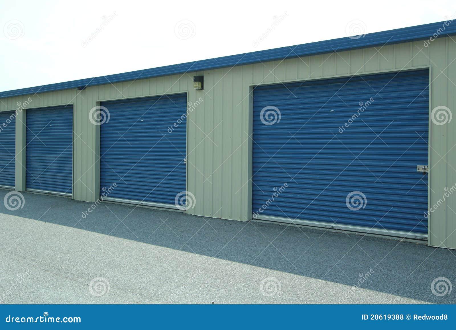 Unidades de almacenaje del uno mismo