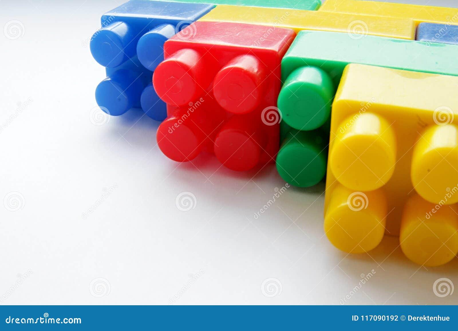 Unidades de creación del juguete en la tabla