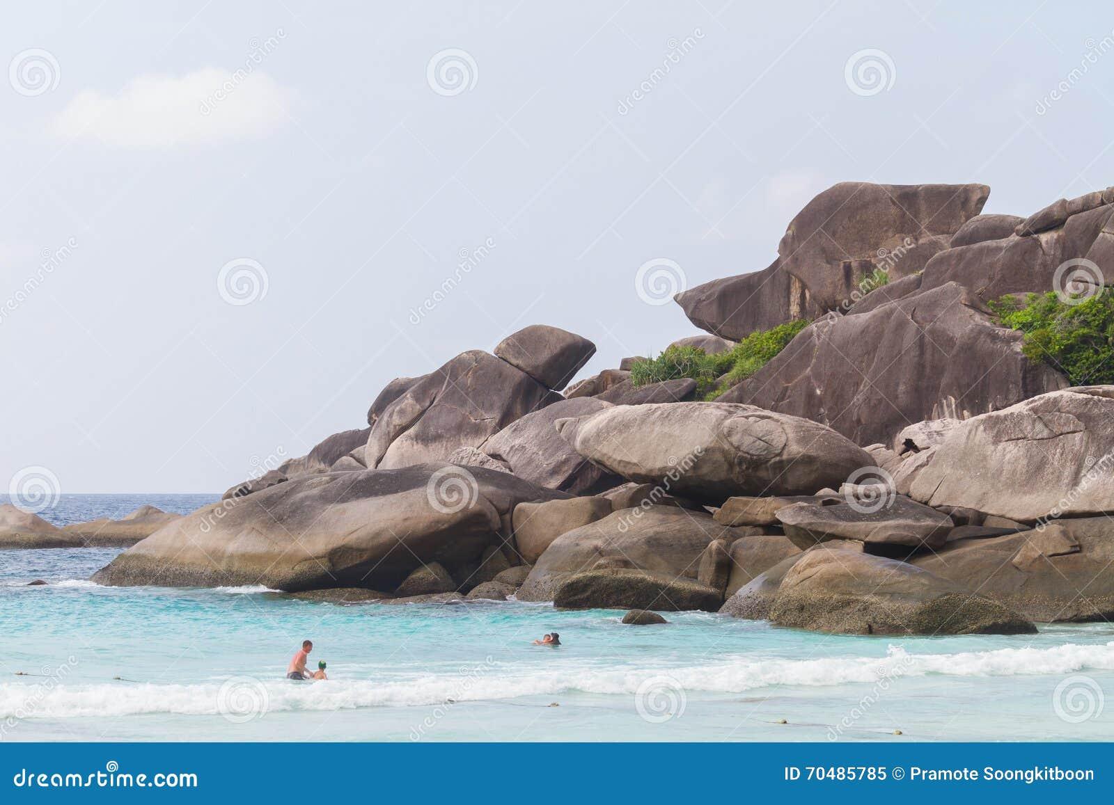 Similan Islands Beach Clean Up