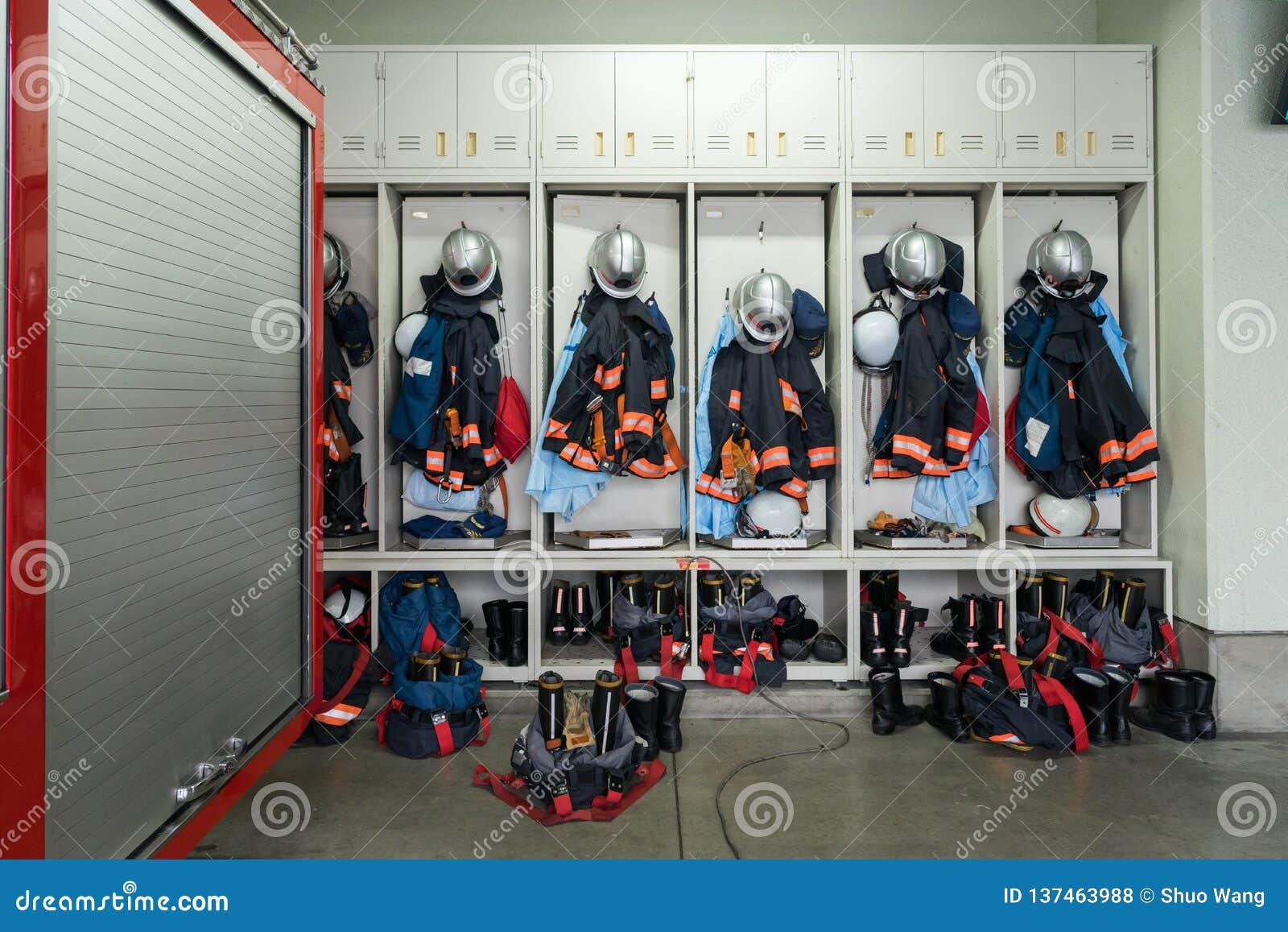 Uniforme des sapeurs-pompiers