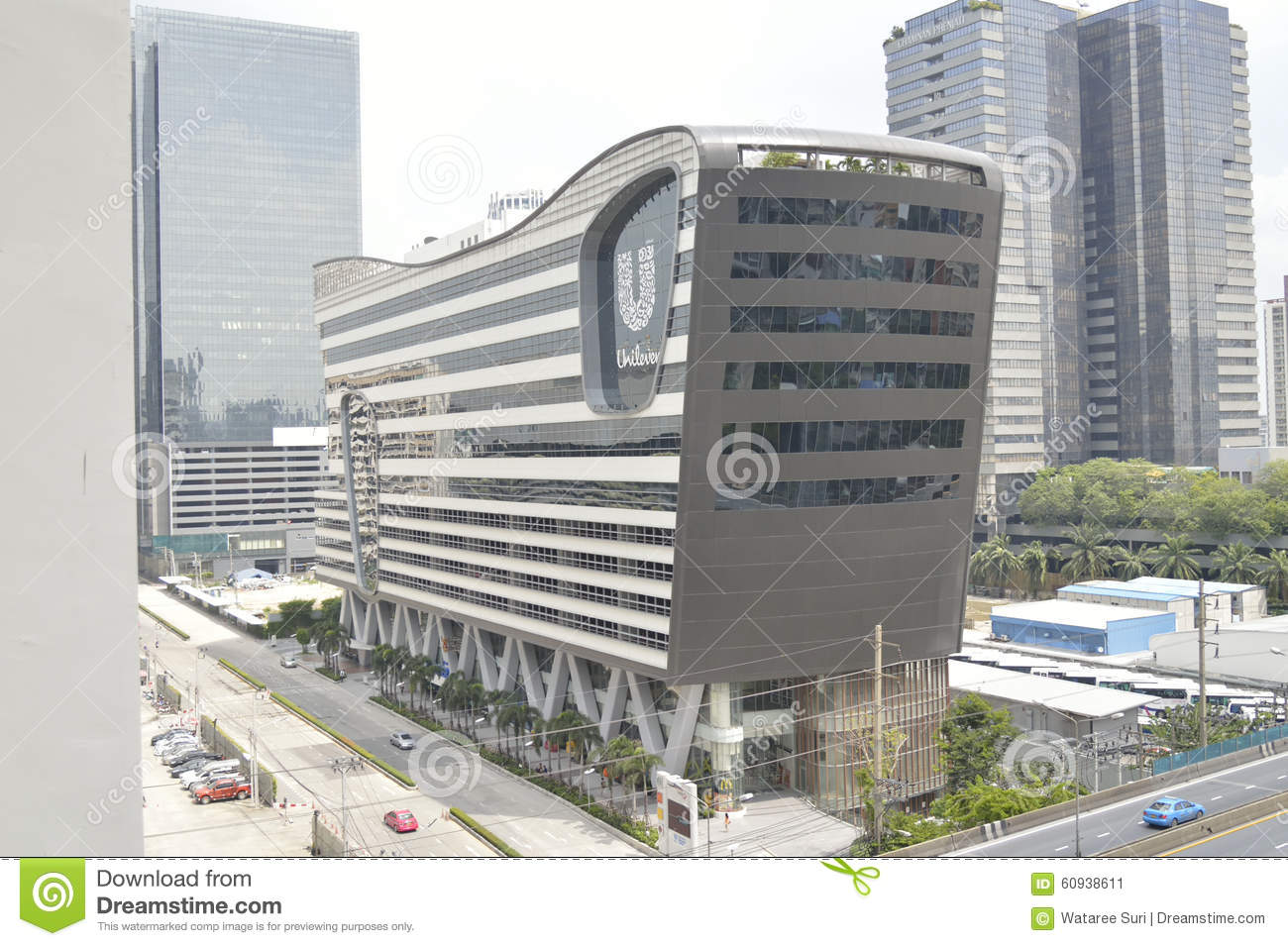 unilever office. Unilever Office In Thailand Editorial Photo - Image Of Thailand, Comfort: 60938611