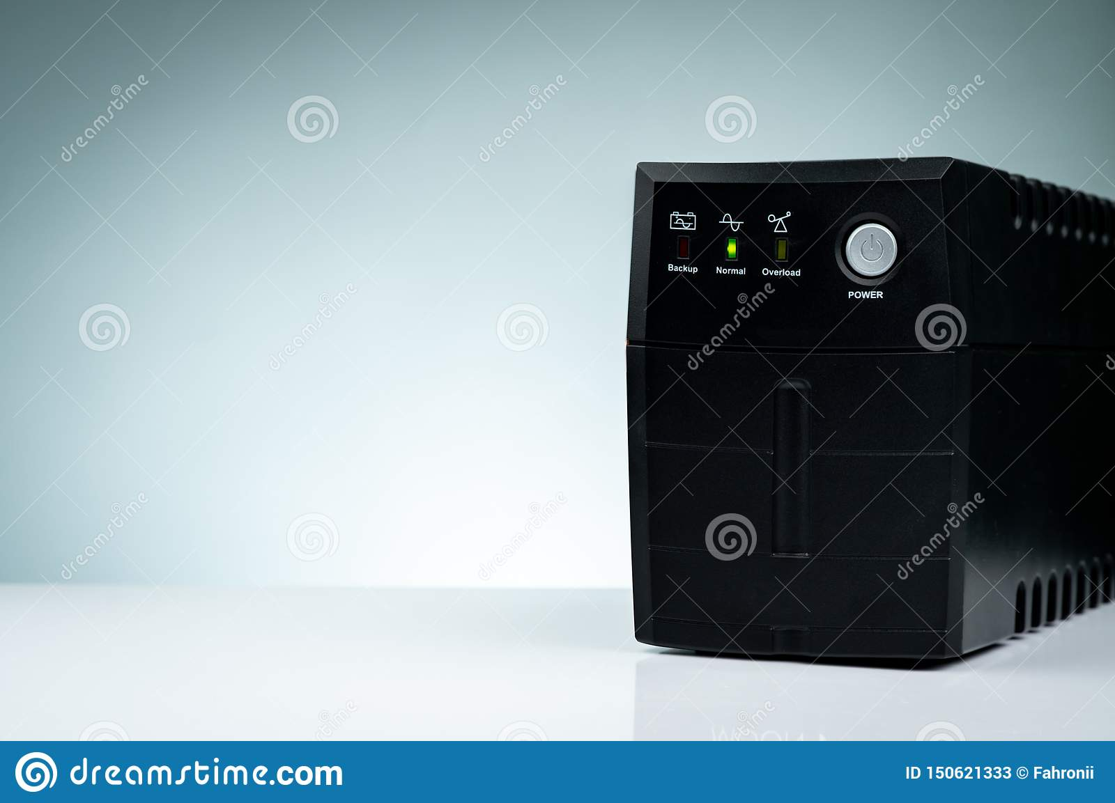Uninterruptible Power Supply  Backup Power UPS With Battery