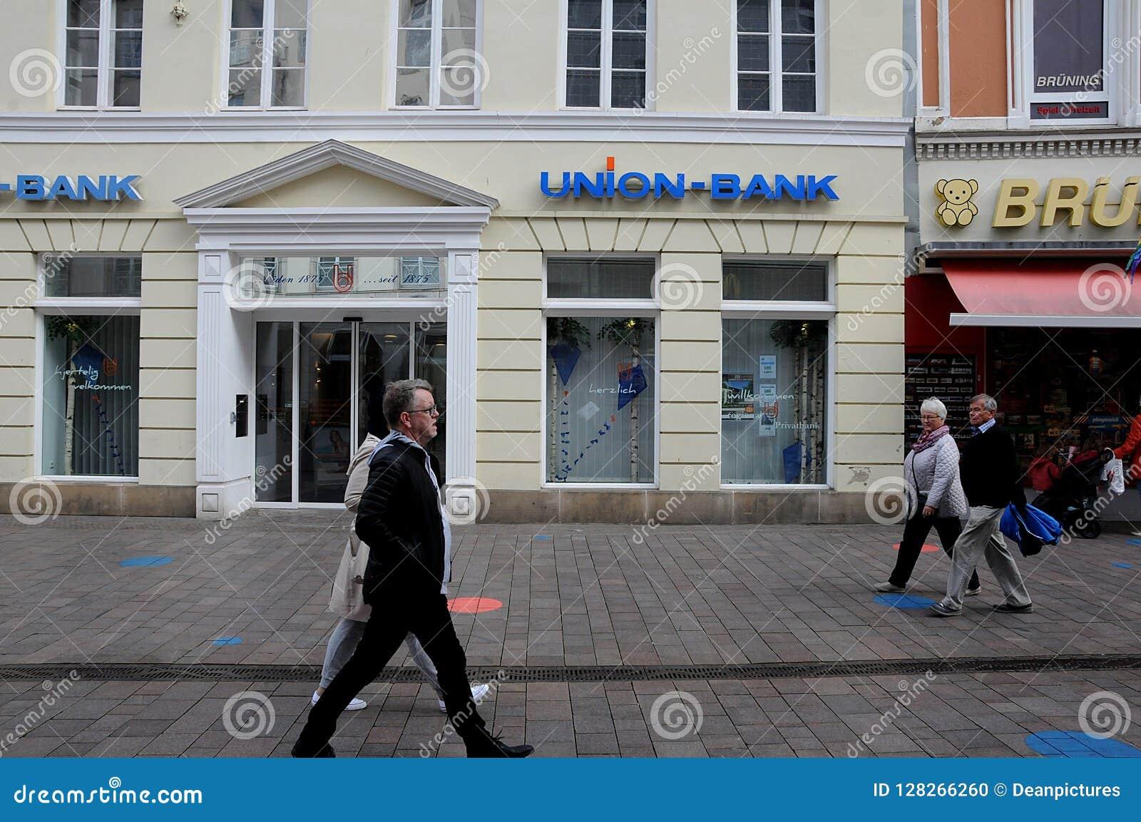 UNION BANK EN FLENSBURG ALEMANIA