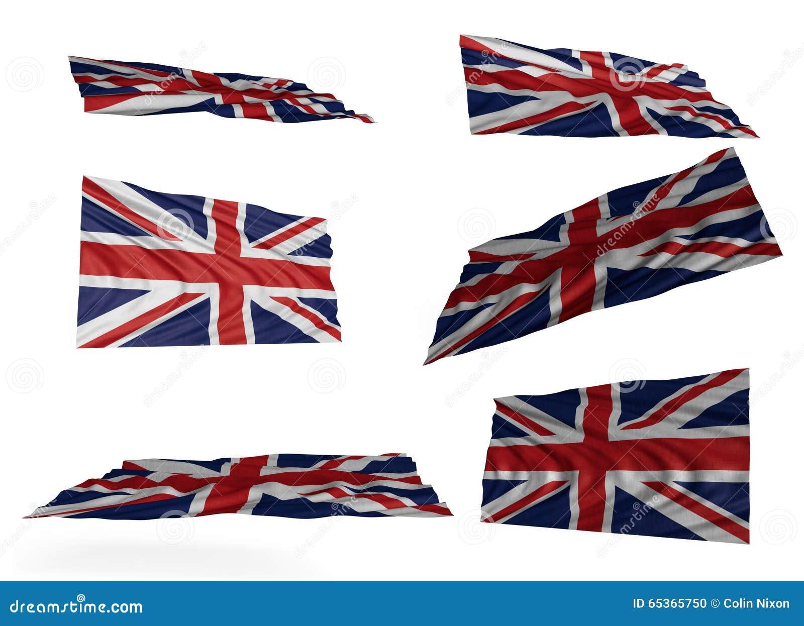 Union Jack Set