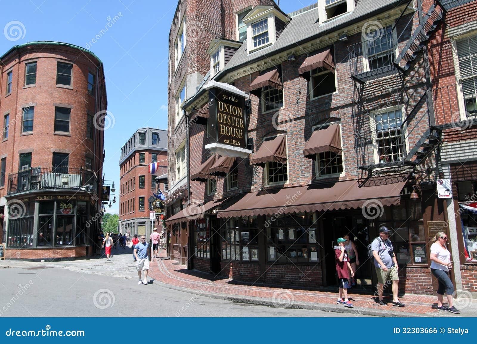 Union oyster house boston ma editorial photo image 32303666 for American cuisine boston