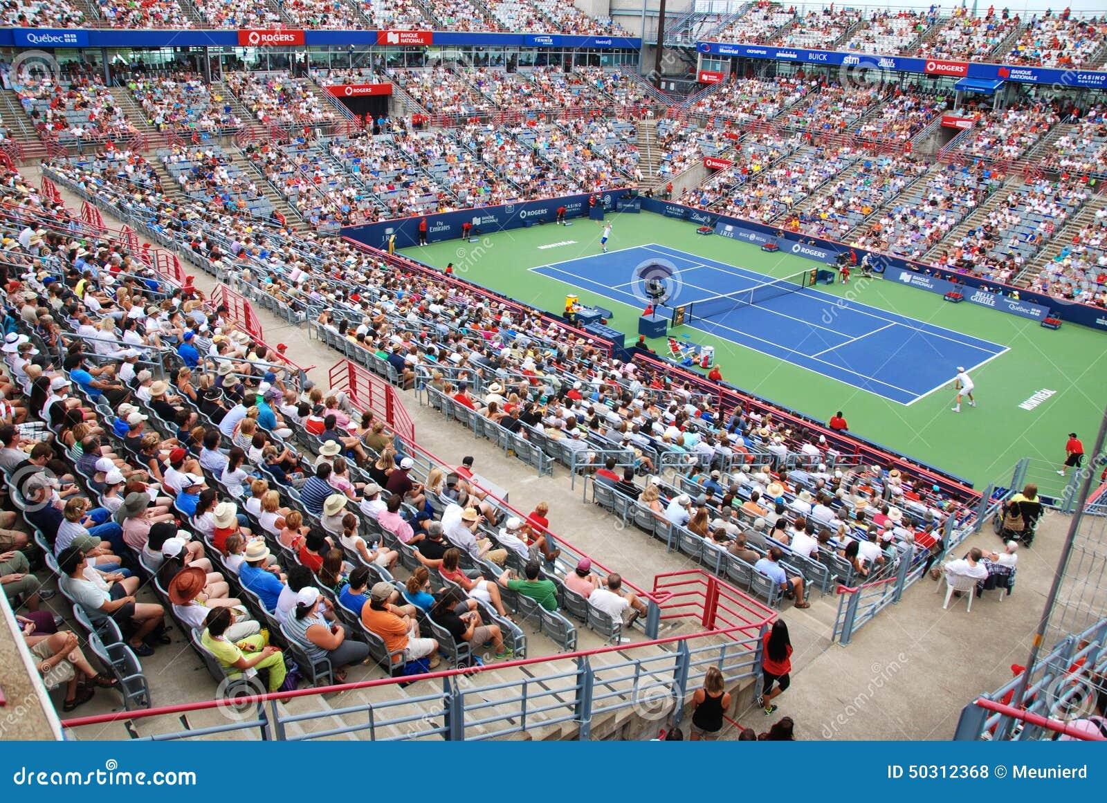 Uniprix Stadium Editorial Stock Photo - Image: 50312368