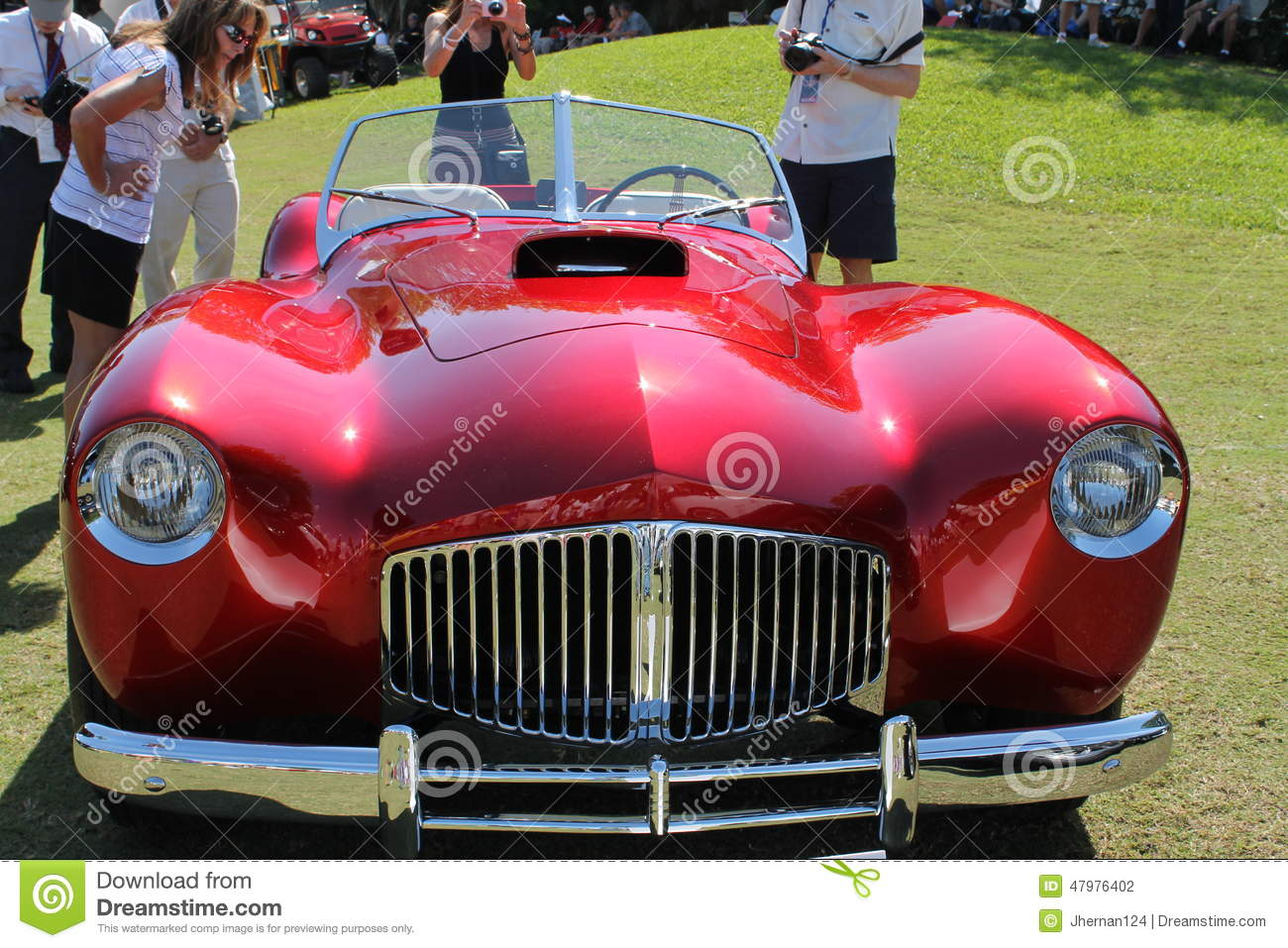Unique Classic American Sportscar Editorial Photography Image Of
