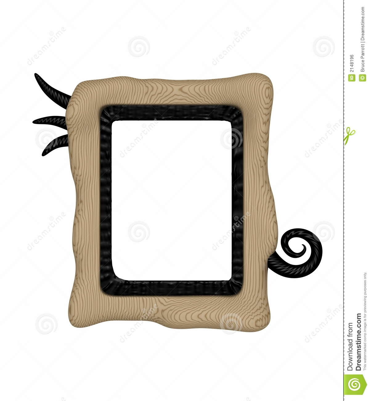 Unique Picture Frame Royalty Free Stock Image Image 2148196