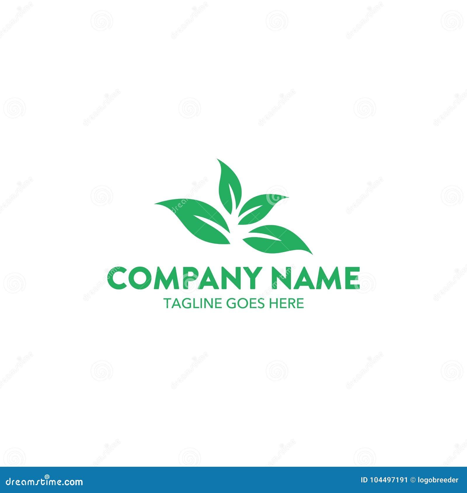 Unique Tree Logo Template. Vector. Editable Stock Vector ...