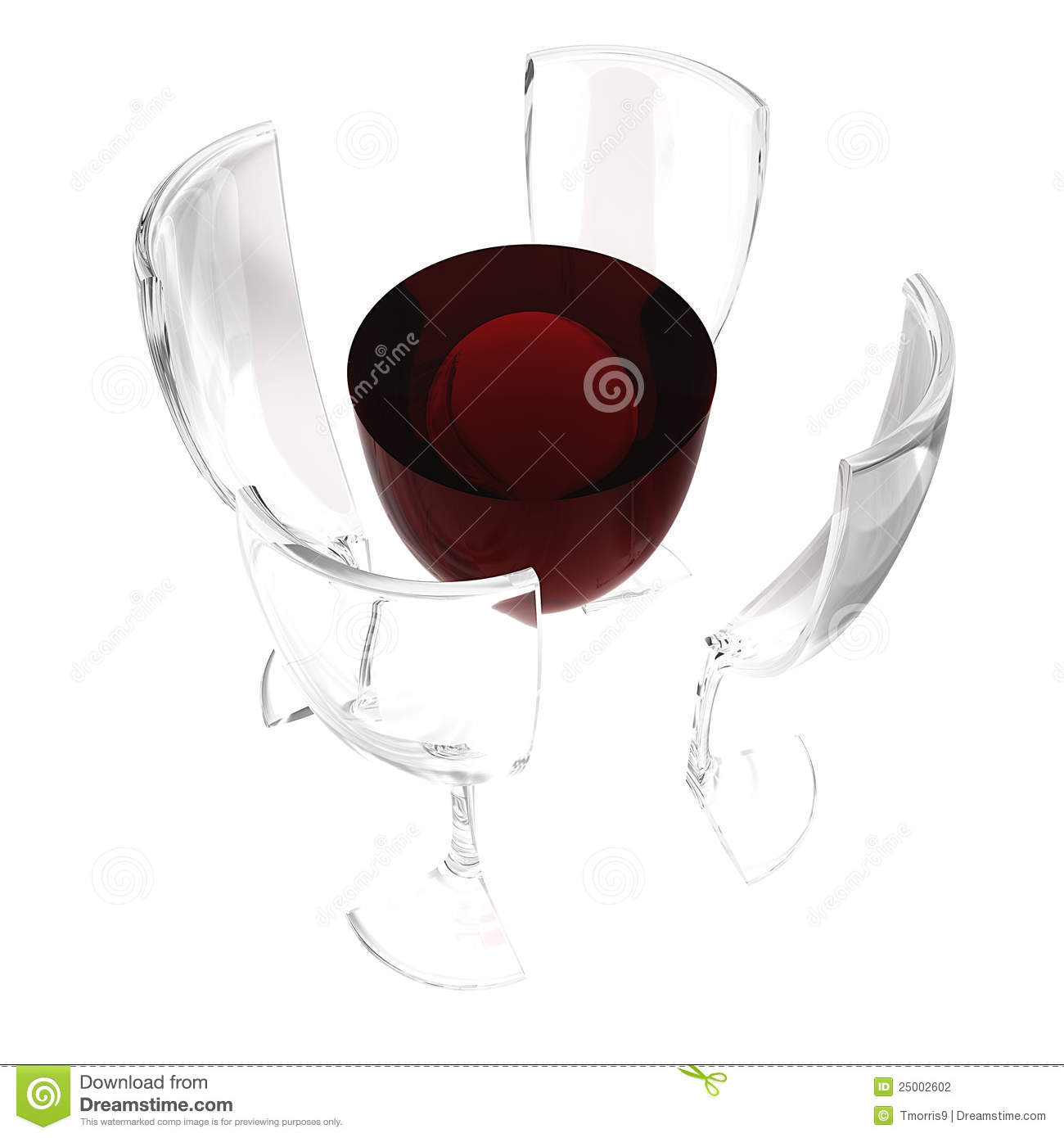 Unique Wine Stock Photography Image 25002602
