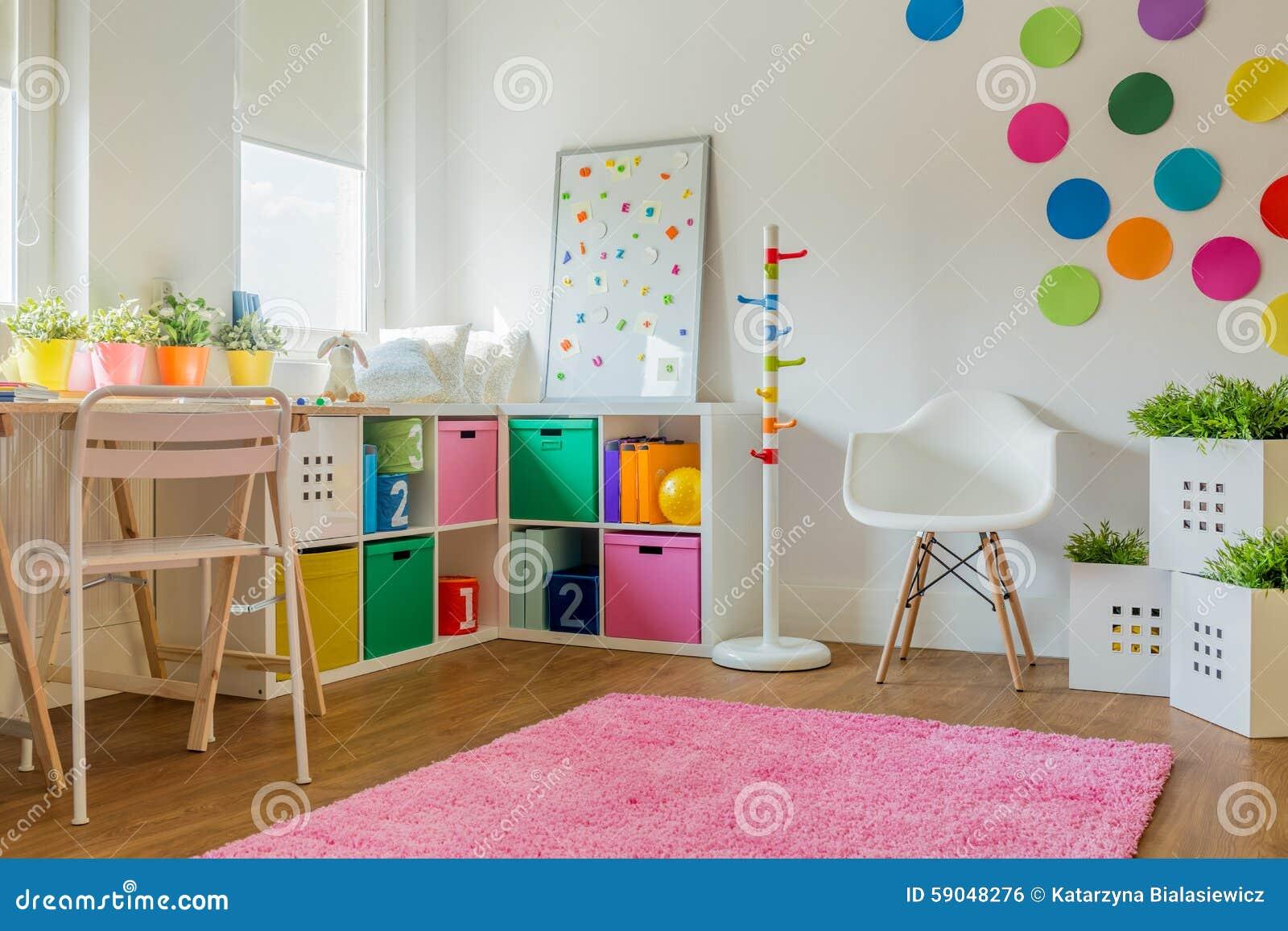 Unisex Kids Room