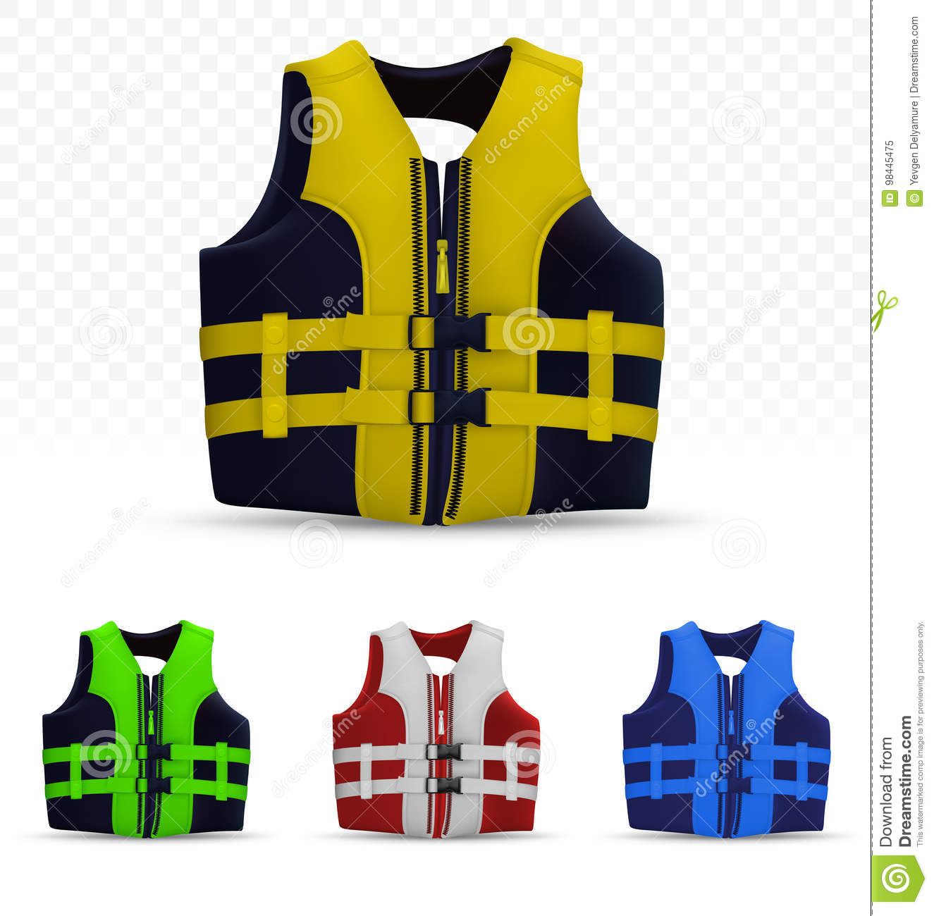 Life Vest Stock Illustrations 3 322 Life Vest Stock Illustrations Vectors Clipart Dreamstime