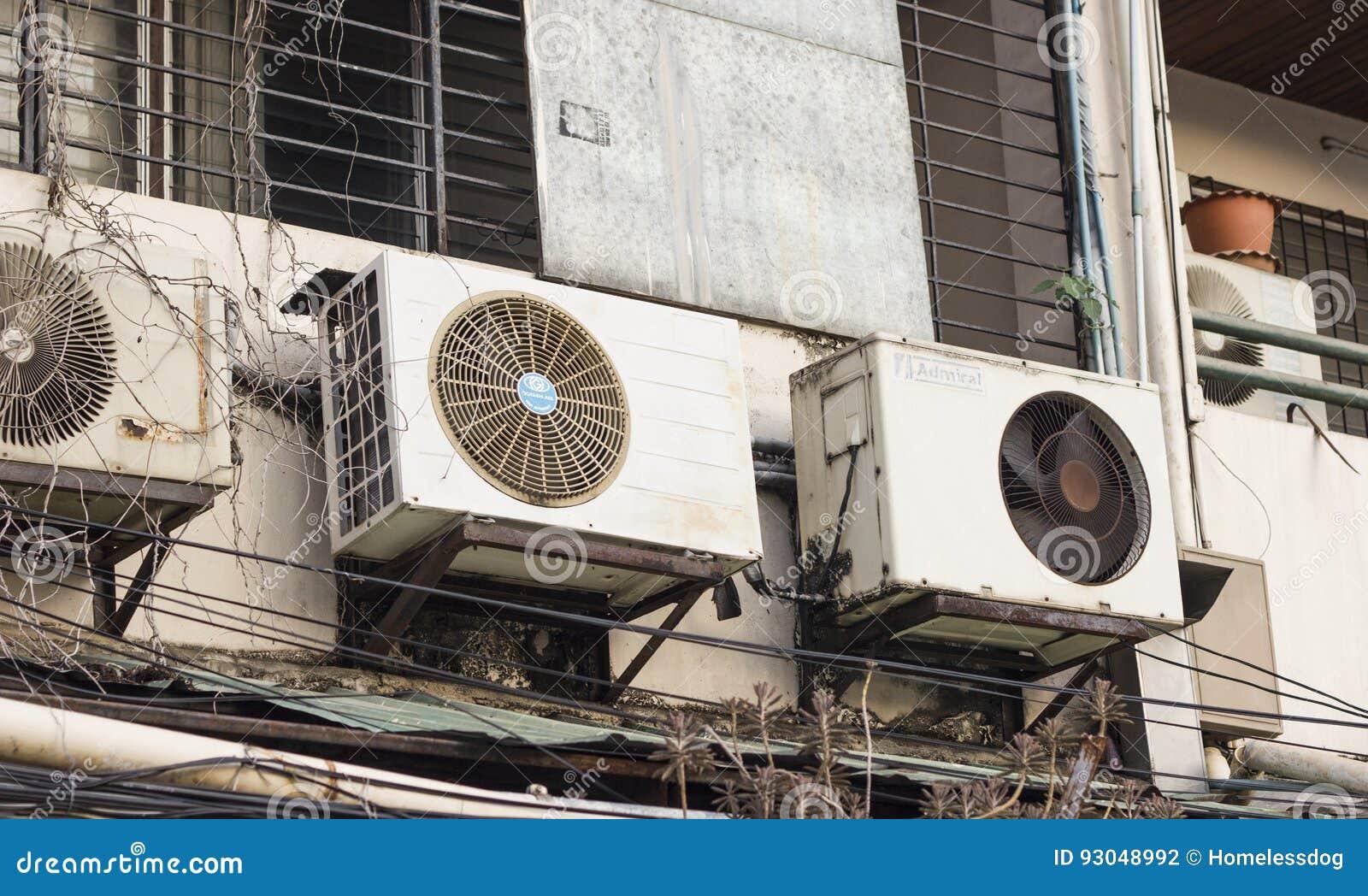 Unità del compressore del condizionatore d aria