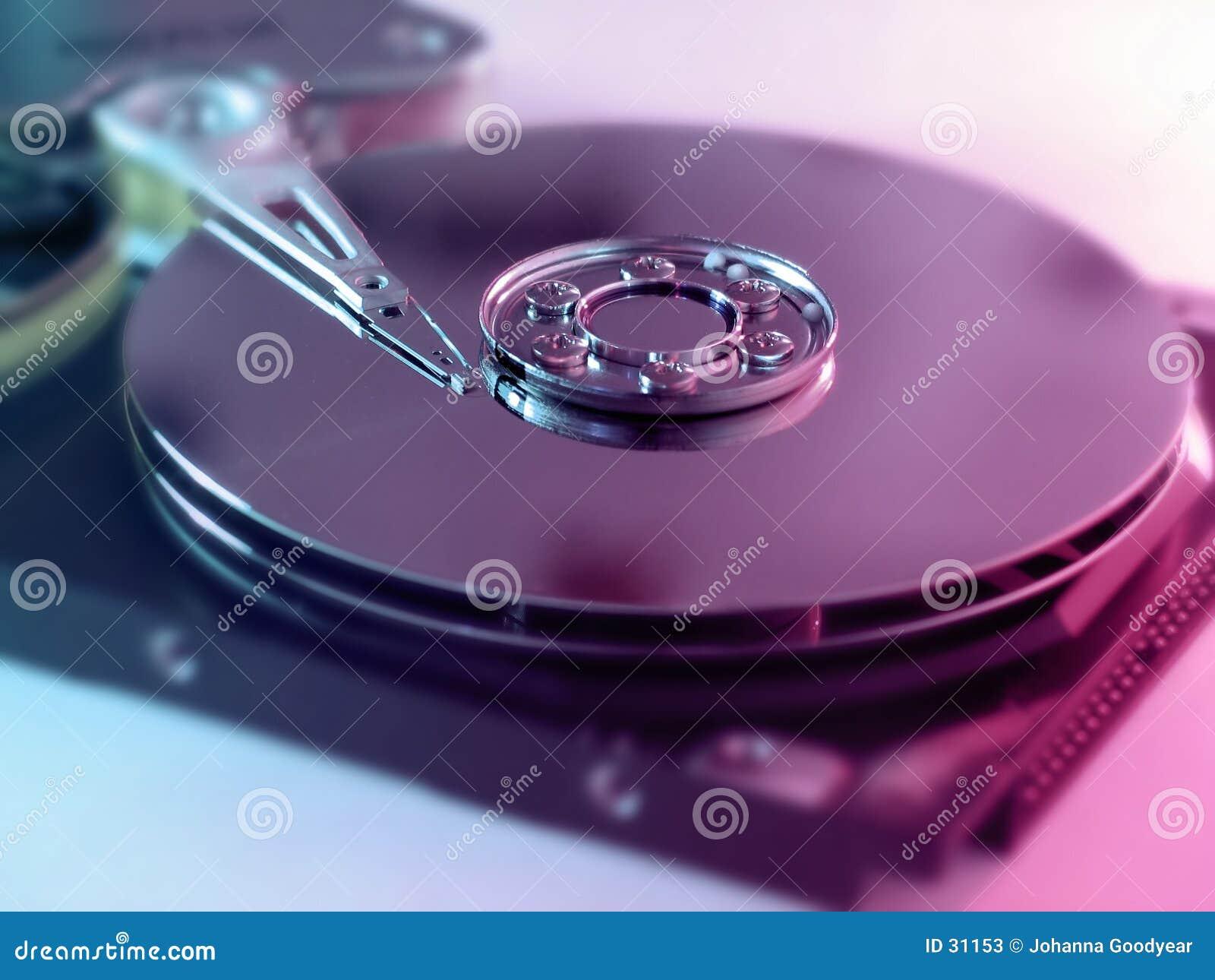 Unité de disque dur 3