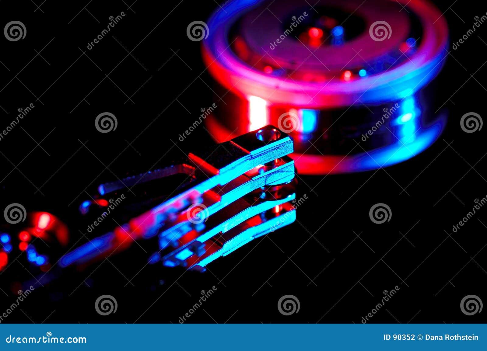 Unité de disque dur 4