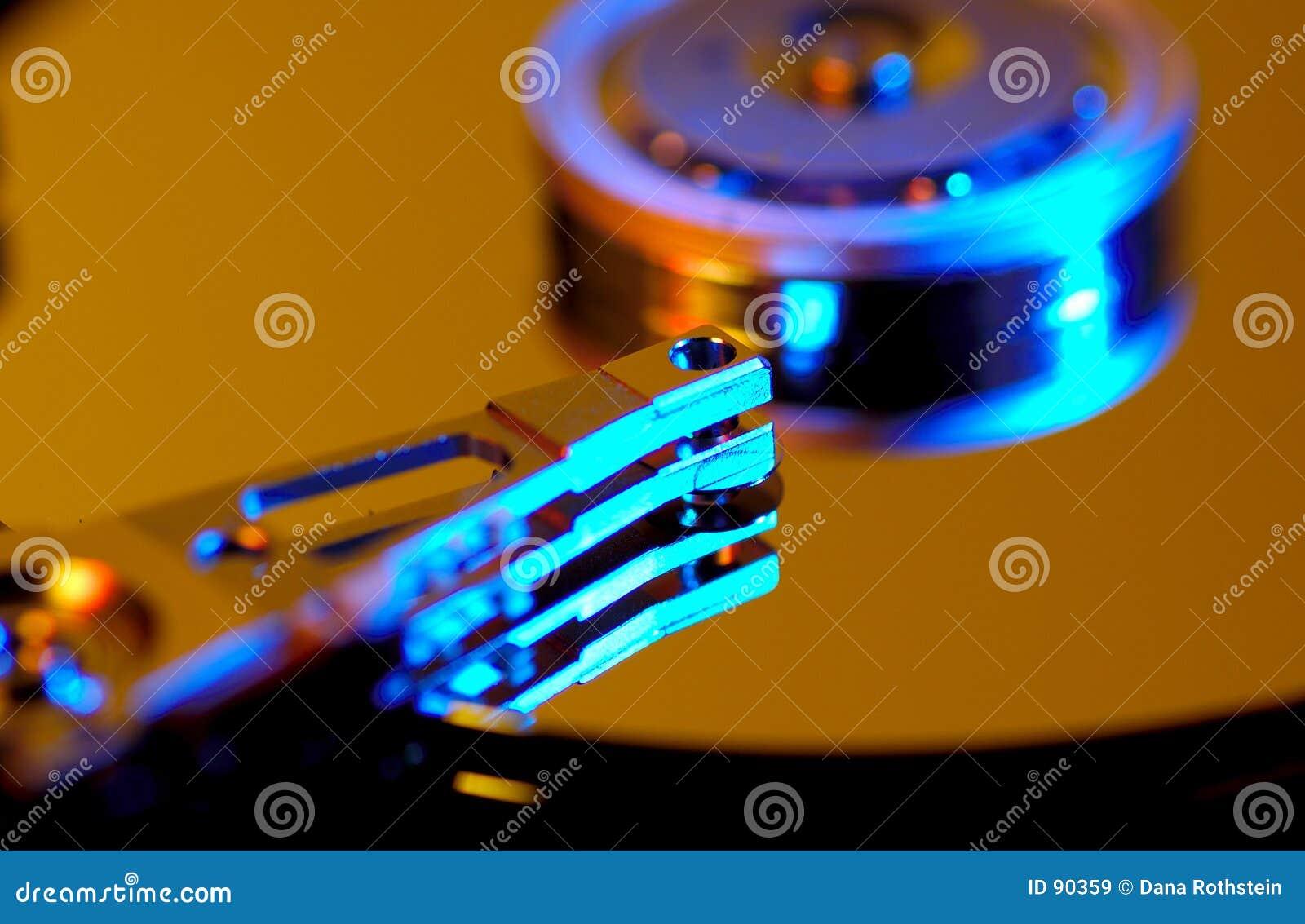 Unité de disque dur 5