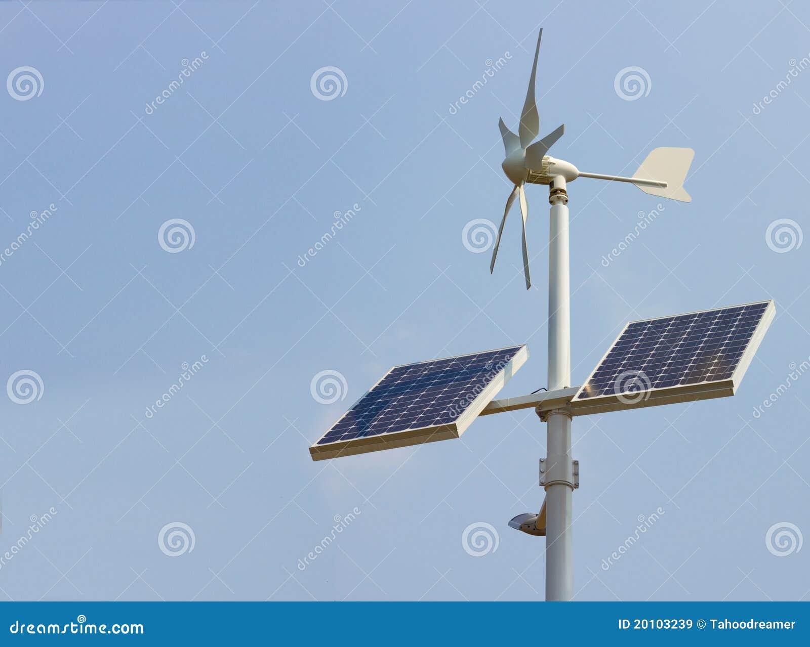 Unité de puissance solaire domestique