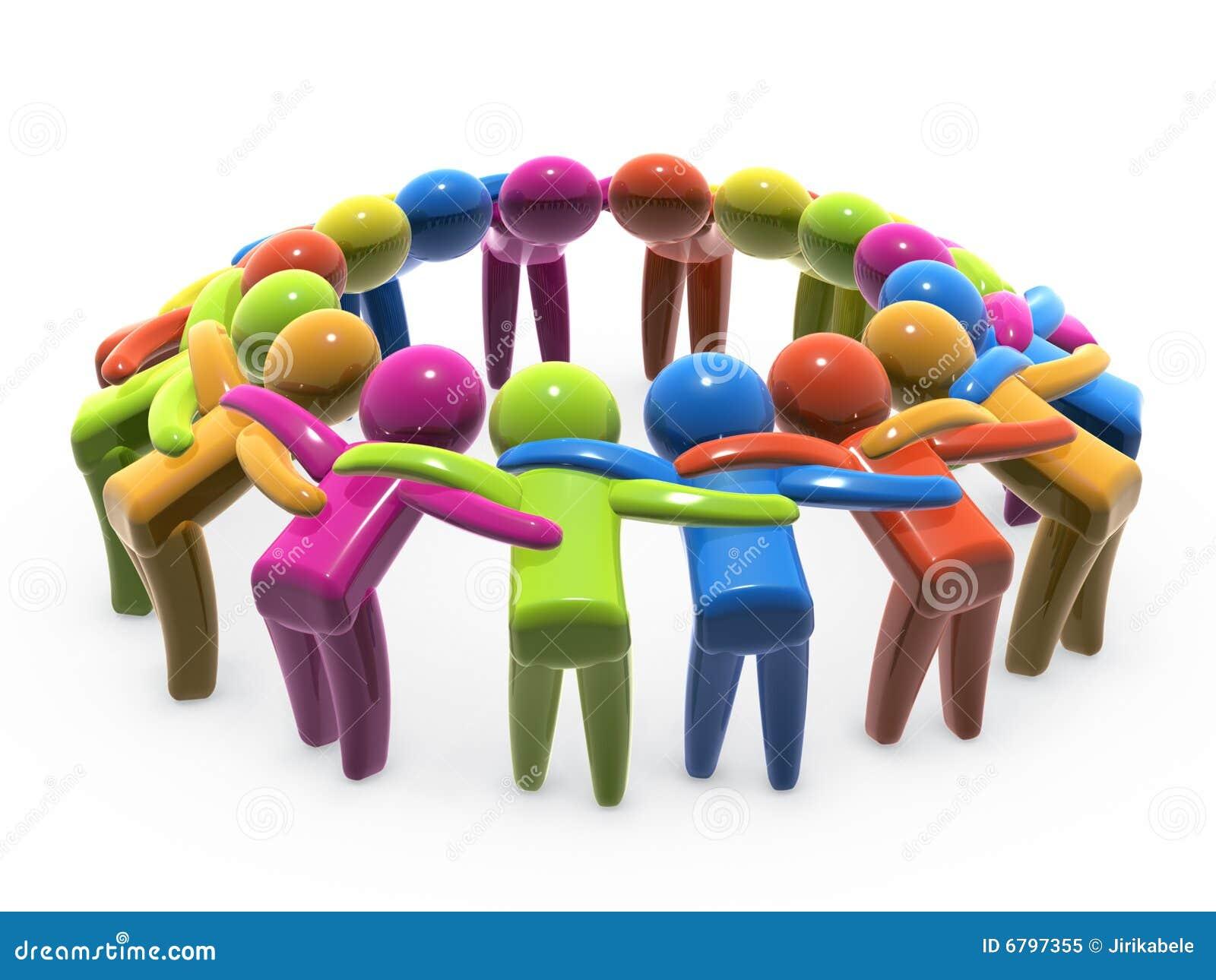 Unité et coopération d équipe