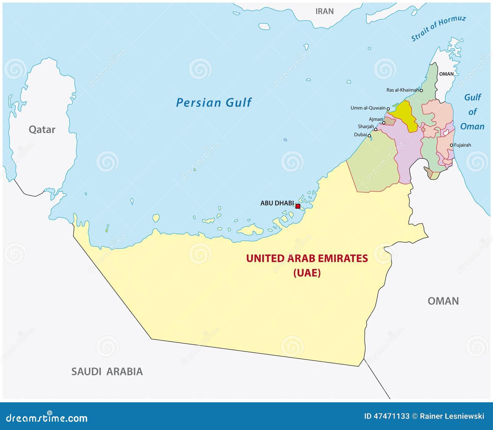 Maps Update 20001193 Uae on Map United Arab Emirates Maps 79 – Map of United Arab Emirates