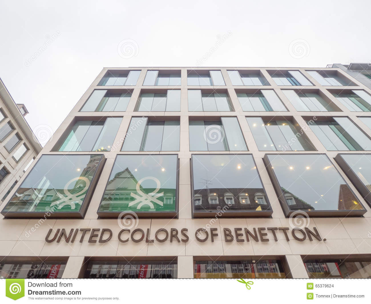 United colors of benetton munich editorial stock image for United colors of benetton usa