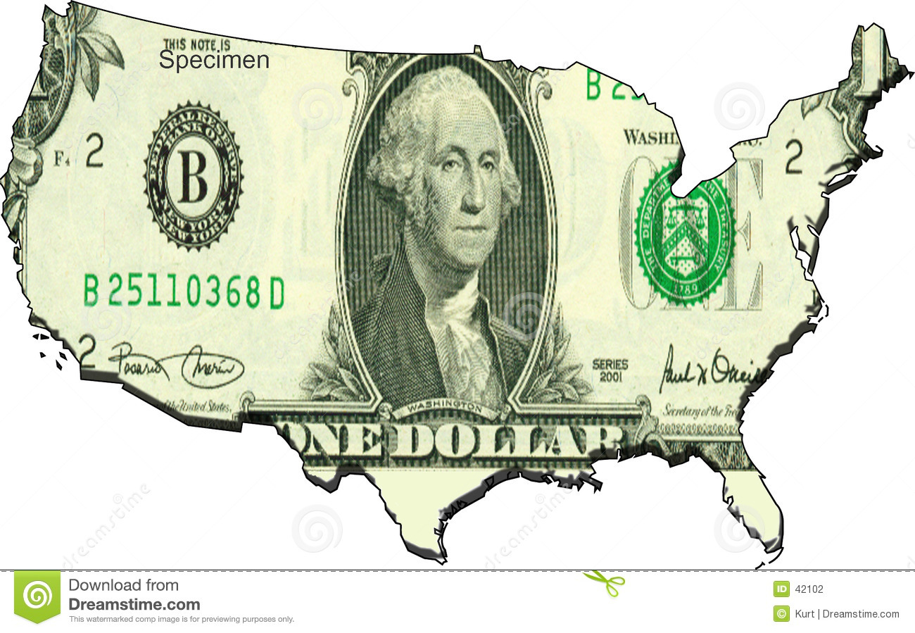 The united dollar states