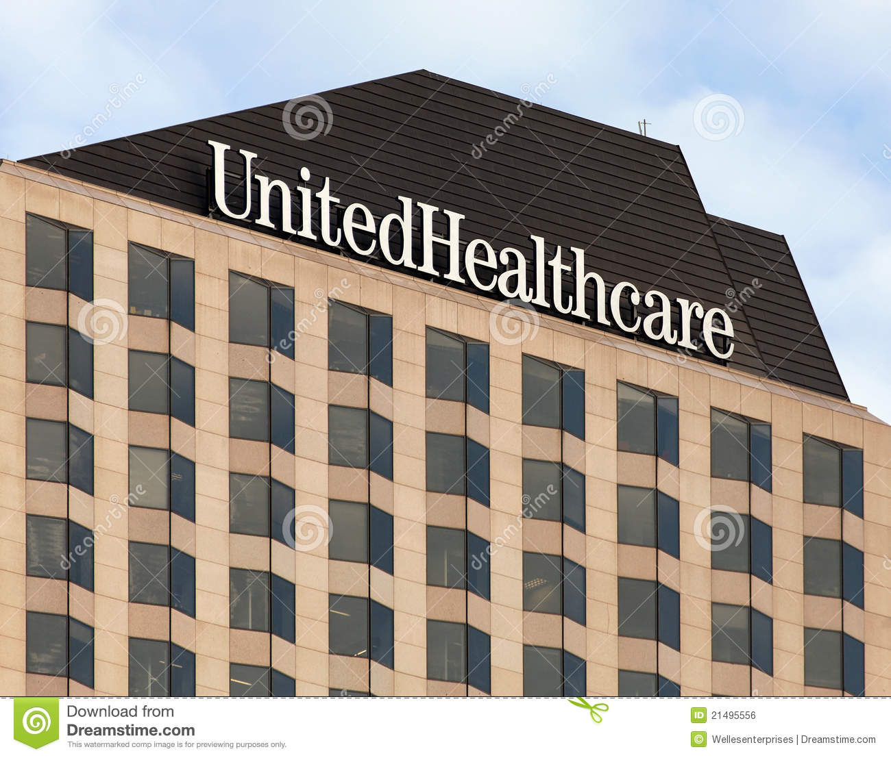 United Healthcare Building Editorial Photo Image Of Medical 21495556