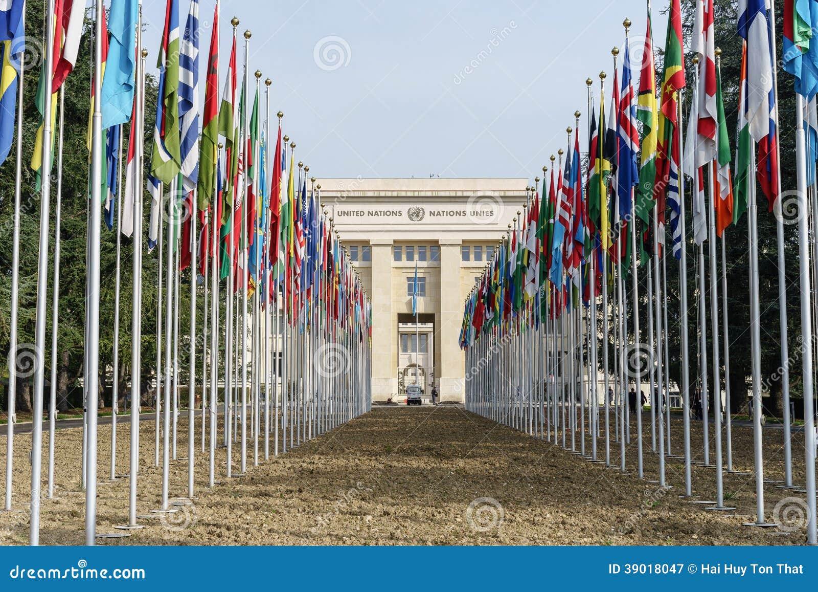 United Nations em Genebra