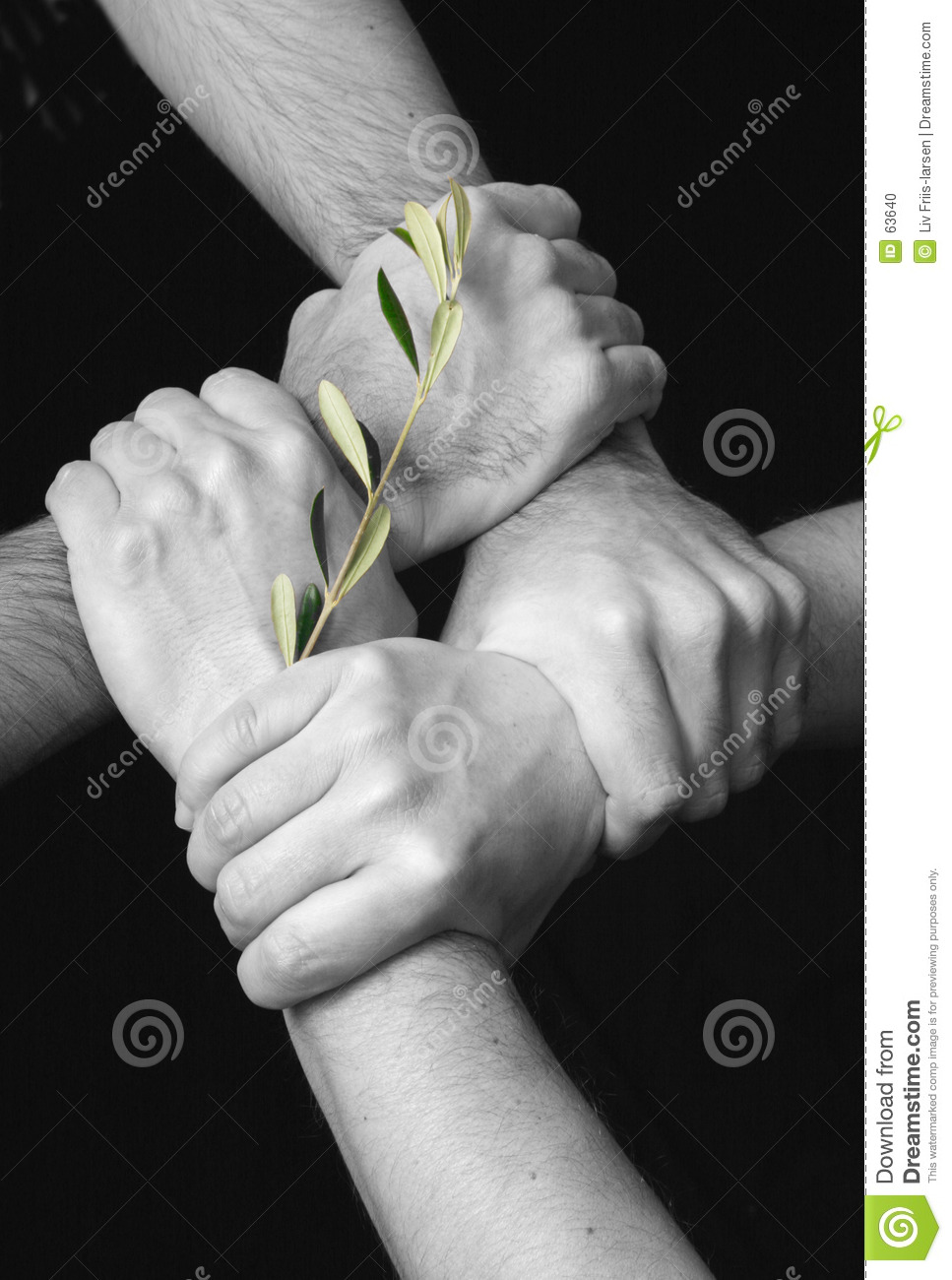 United in peace