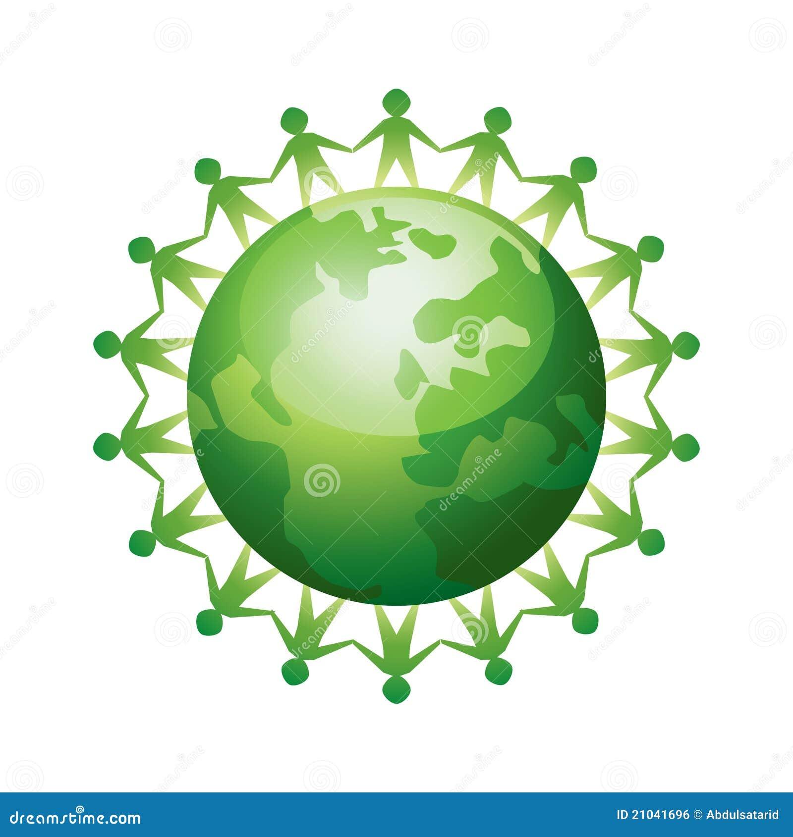 united people around the world royalty free stock image