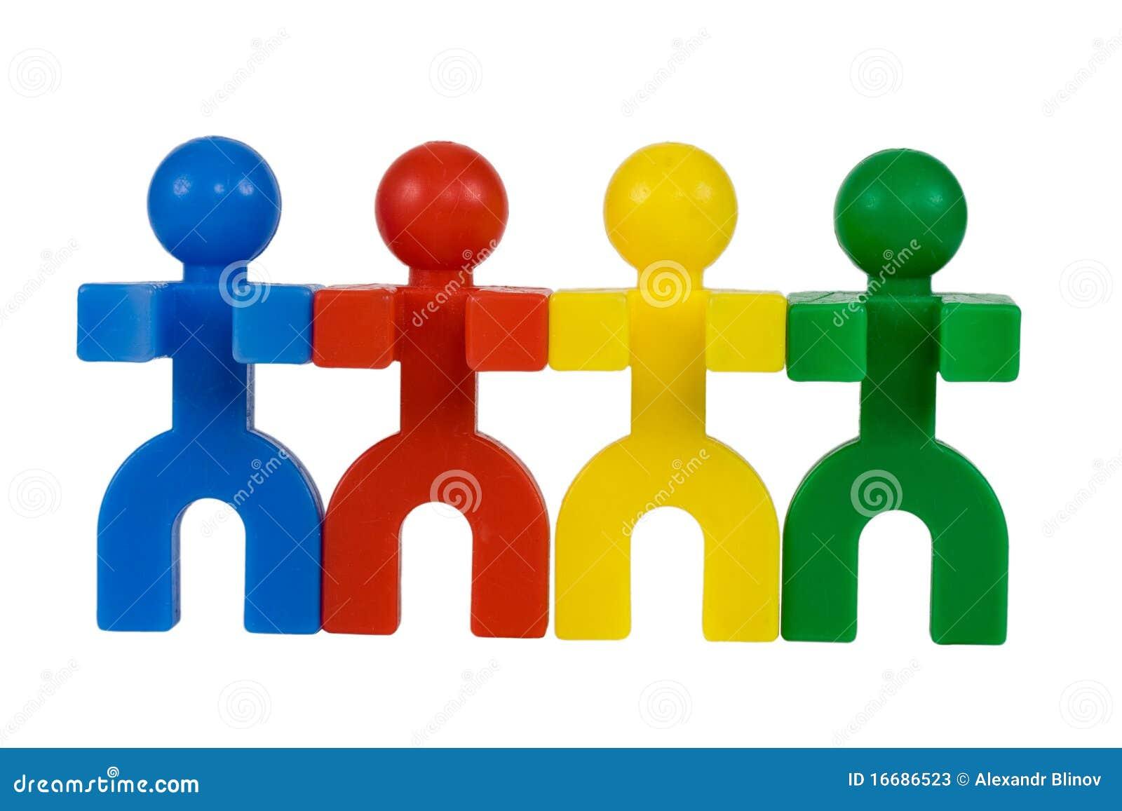 united people symbols stock photos image 16686523