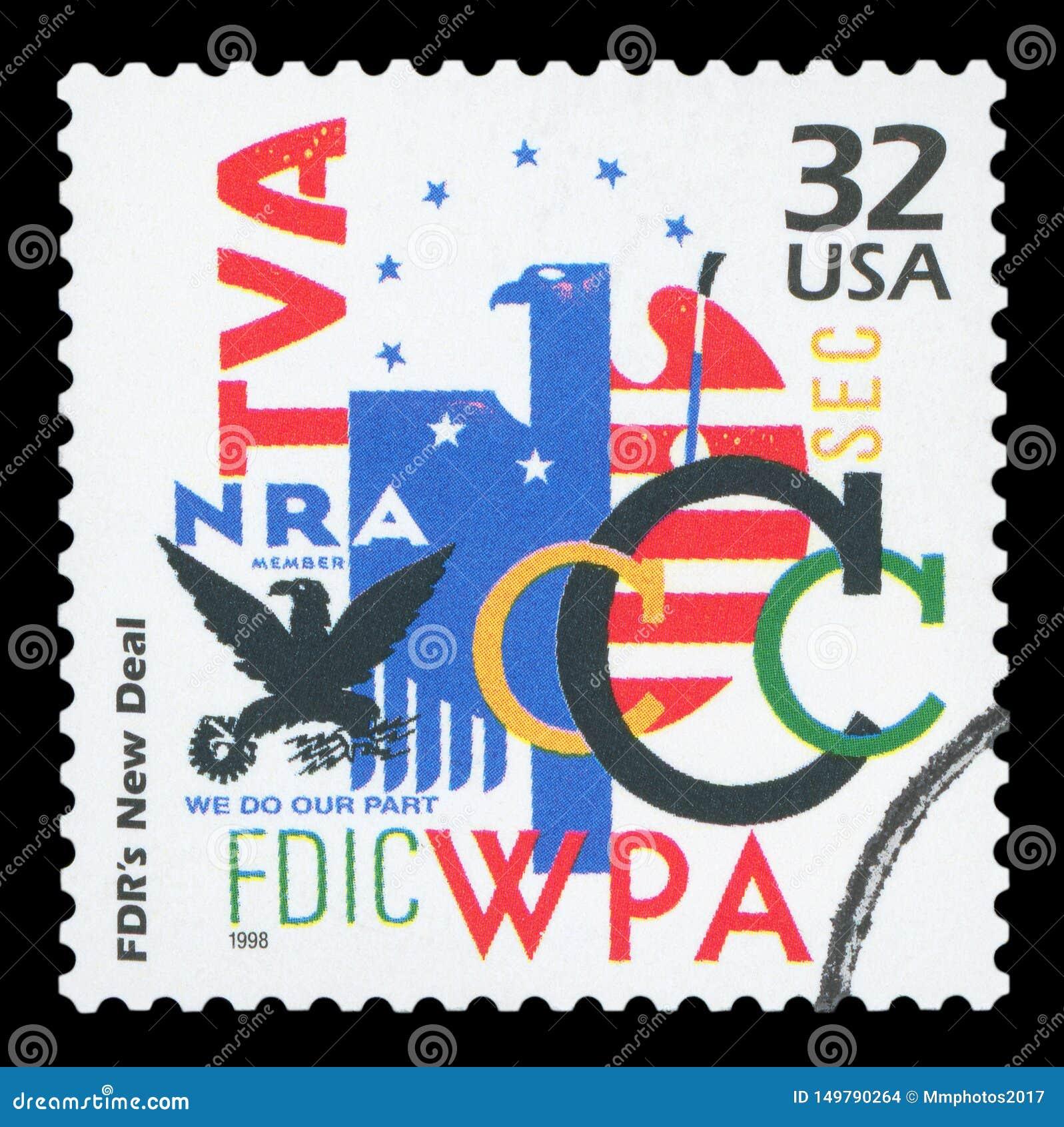 US - Postage Stamp