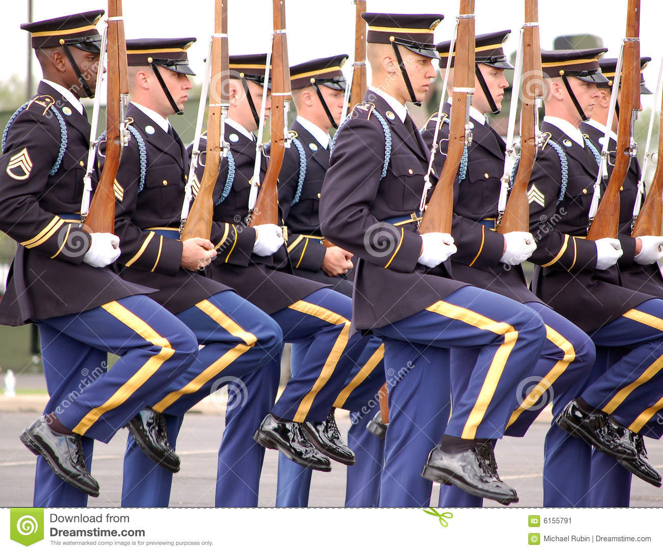 United States Army Honor Guard Editorial Photo - Image: 6155791