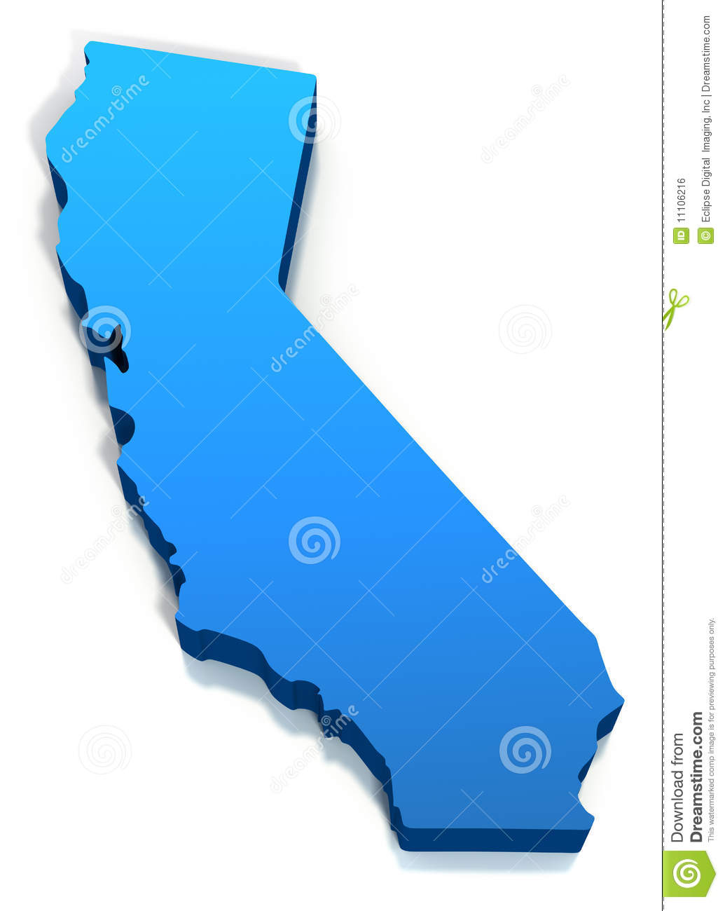 United states california map outline stock illustration united states california map outline publicscrutiny Choice Image