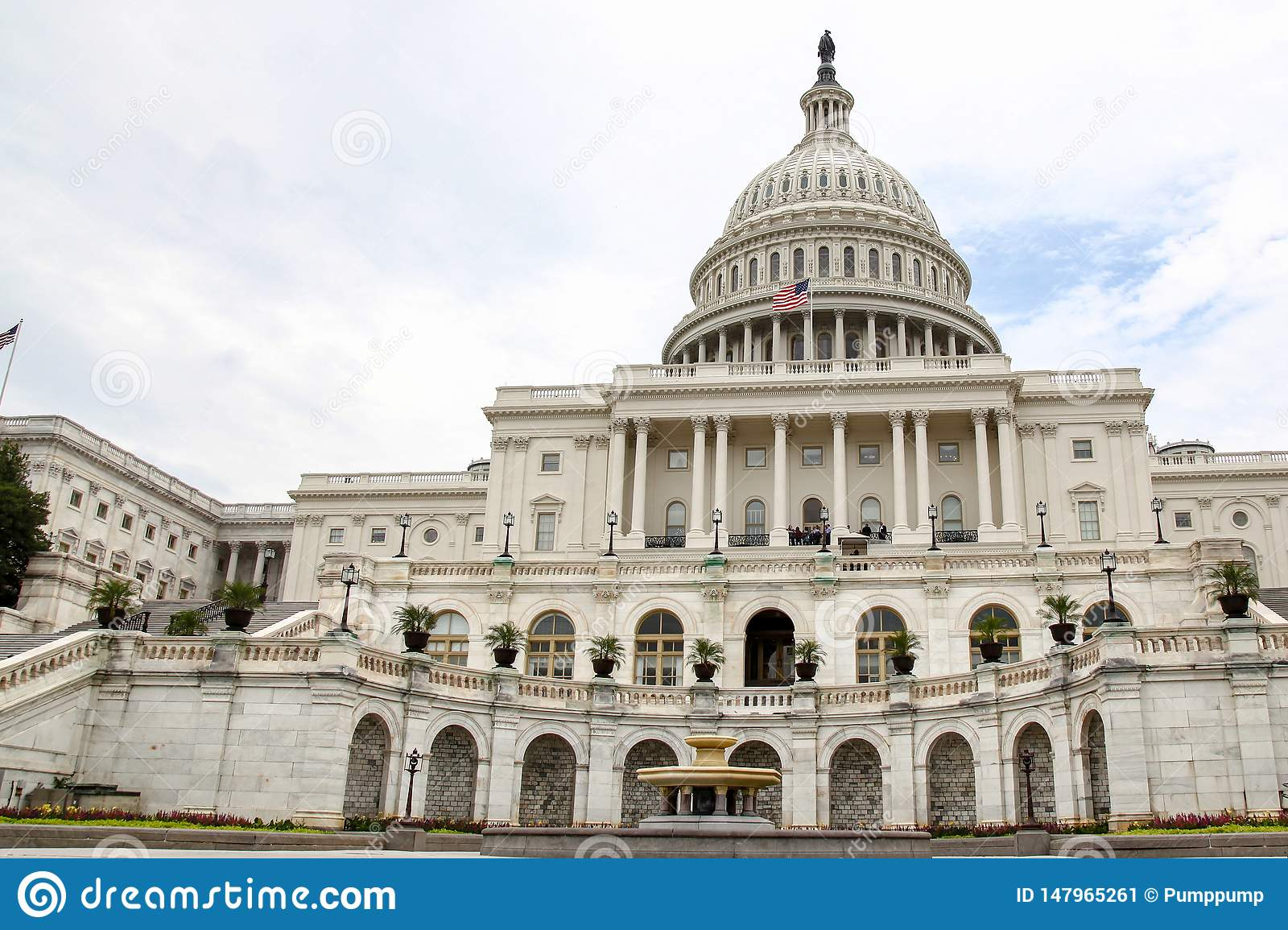 United States Capitol Building In Washington Dc Usa United States Congress Editorial Photo Image Of City Architecture 147965261