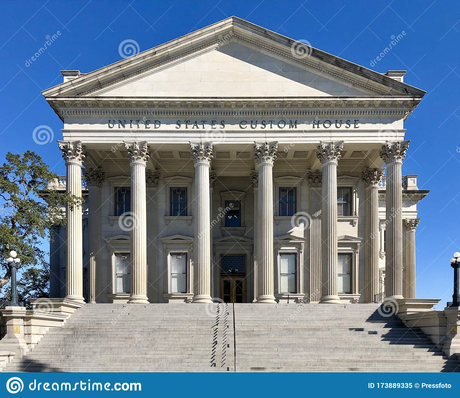 United States Custom House Editorial Image Image Of Country 173889335