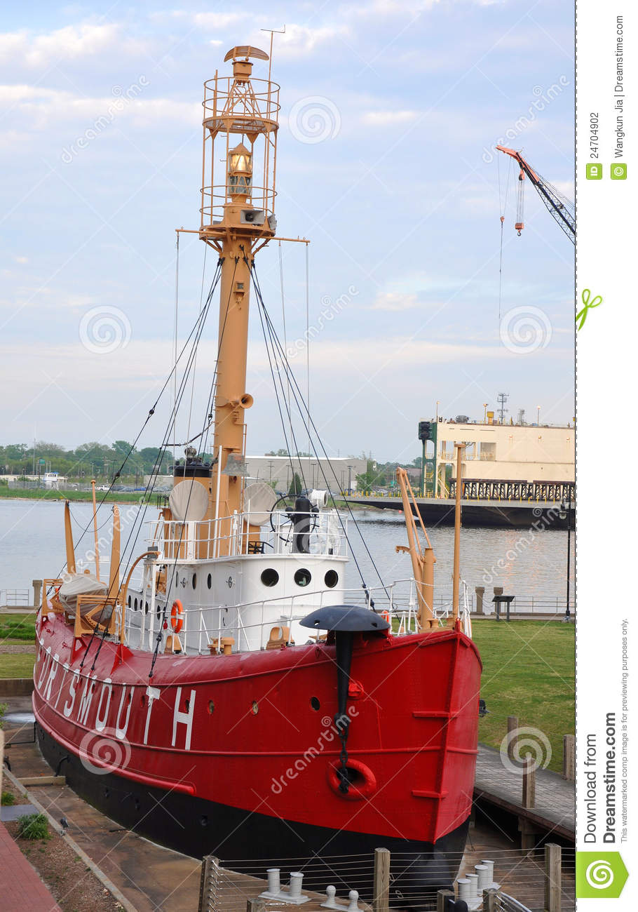 Portsmouth (VA) United States  city photos gallery : United States Lightship Portsmouth LV 101 , Portsmouth Naval Shipyard ...