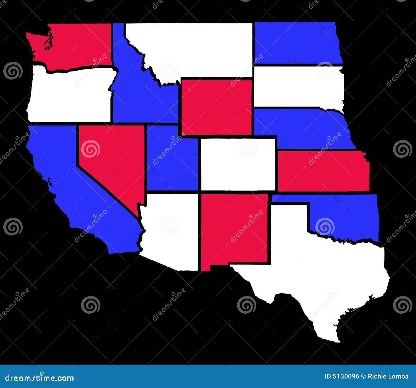 United States Map Royalty Free Stock Image Image - Free united states map graphic