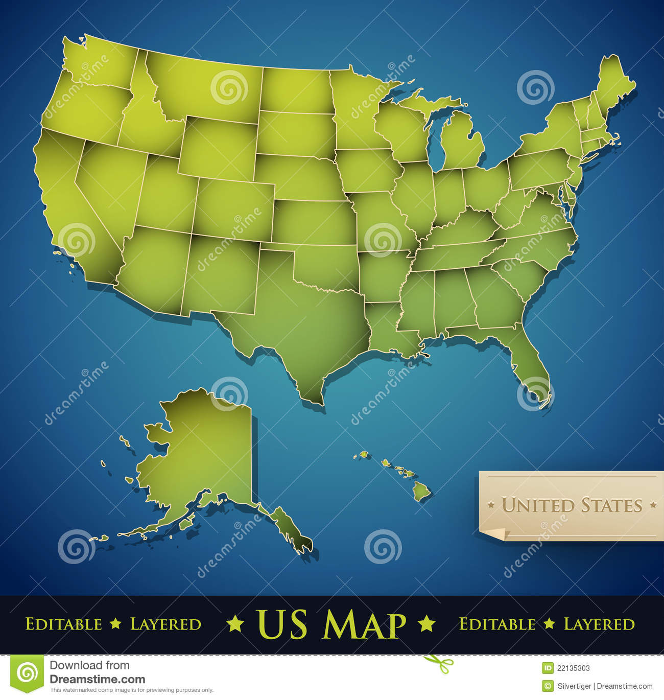 United States Map With All 50 States Separated Stock Vector ... on map of states that are bankrupt, map of pennsylvania, map of guam, map of africa, labeled map of 50 states, map of california, map of us with states, map of southern states, map of south dakota, printable map of 50 states, map of new york state, map of indiana, map games pibmug 50 states, map of texas, alphabetical list 50 states, of the 50 states, blank map of states, map of all countries, map of the states, map of eastern states,